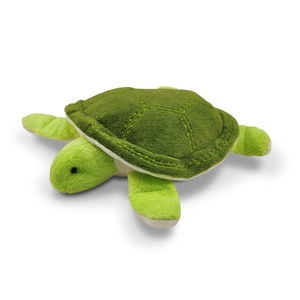 Green Sea Turtle Plush Squeaky Dog Toy