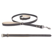 Banbury & Co - Luxury Dog Collar & Lead Set