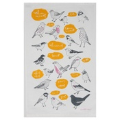 New House Textiles - Tweet Tea Towel