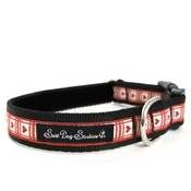 Salt Dog Studios - Queen of Hearts Dog Collar