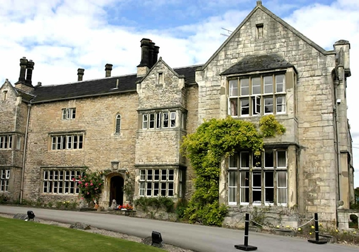 Monk Fryston Hall, North Yorkshire 1