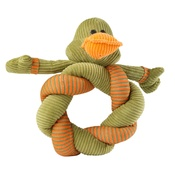 House of Paws - Twisty Duck Dog Toy