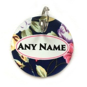 Ditsy Pet - Nancy ID Tag