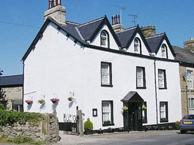 Eeabank House, Cumbria, Cark