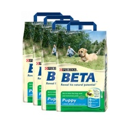 Beta - Puppy Large Breed Dog Food x 4