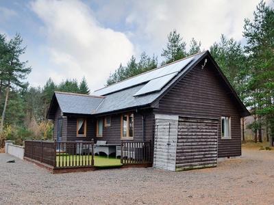 Park Lodge, Aberdeenshire, Strachan