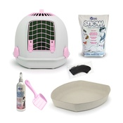 Igloo - The Igloo' for Cats Starter Kit – Polar Pink