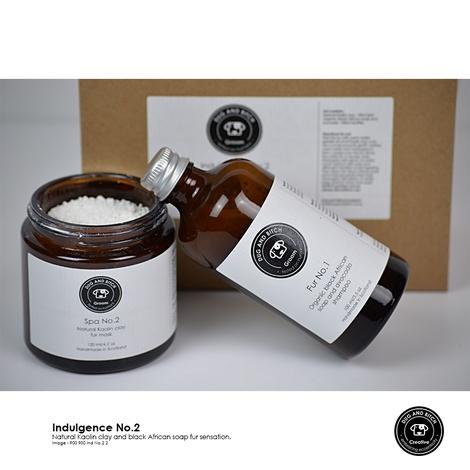 Indulgence no.2 Clay and Soap Set 2