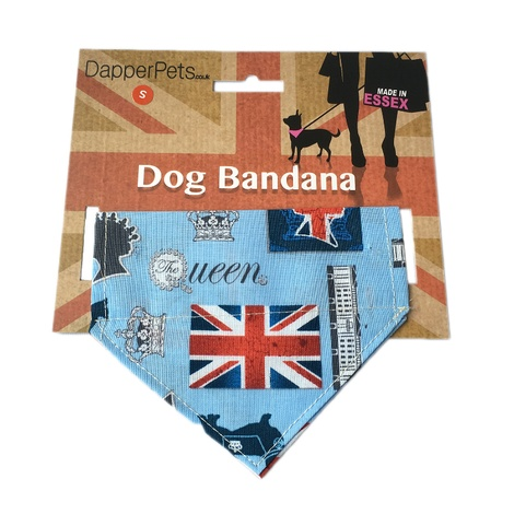 Barkingham Palace Dog Bandana 3