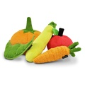 Plush Dog Toy - Zucchini 2