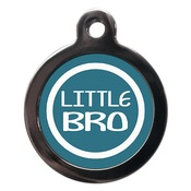 PS Pet Tags - Little Bro Pet ID Tag