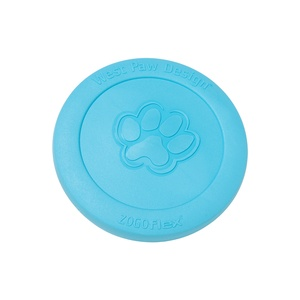 Zogoflex® Zisc Flying Disc – Aqua Blue