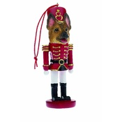 NFP - German Shepherd Nutcracker Soldier Ornament