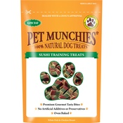 Pet Munchies - 3 x Sushi Training Treats 50g