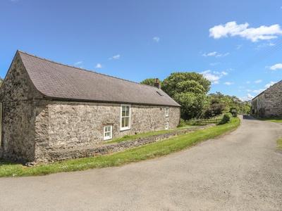 Old Parciau Cottage, Gwynedd, Marianglas