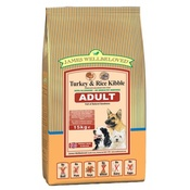 James Wellbeloved - Adult Turkey & Rice Dog Food