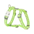 Flanno Dog Harness – Lime Green