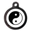 Yin Yang Pet ID Tag