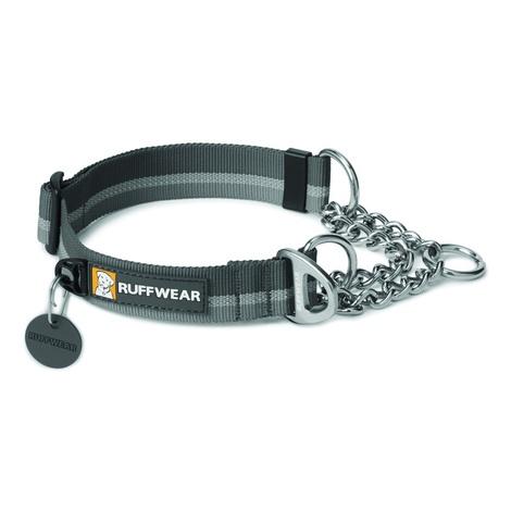 Chain Reaction Dog Collar - Twilight Gray