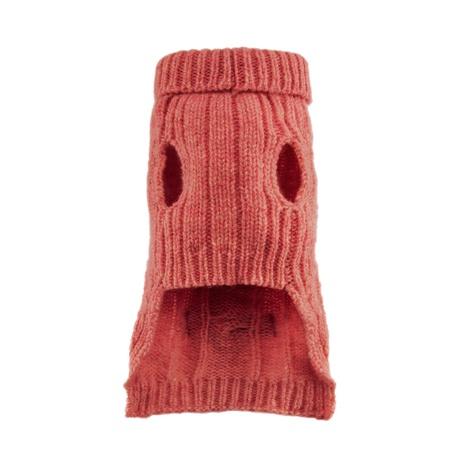 Aspen Dog Pullover - Pink 2