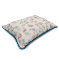 Flamingo Pillow Dog Bed 3