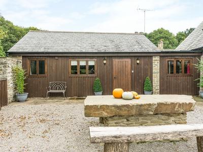 Latimer Lodge, Gloucestershire, Coleford
