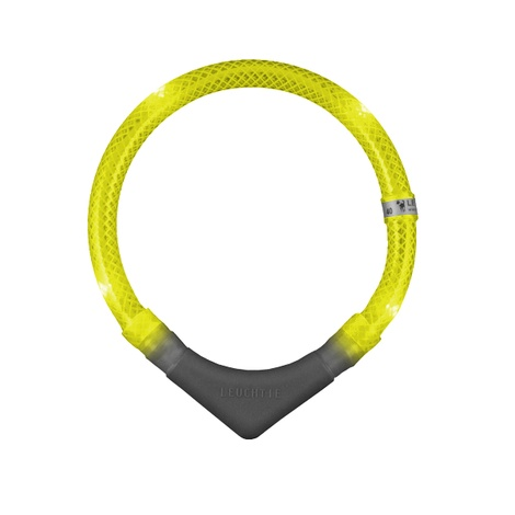 Leuchtie Plus LED Collar - Yellow