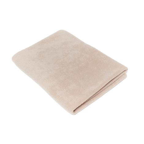 Personalised Fleece Blanket – Cream (Pack of 10)