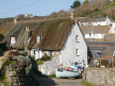 Old Dolphin Cottage, Ruan Minor, Cadgwith