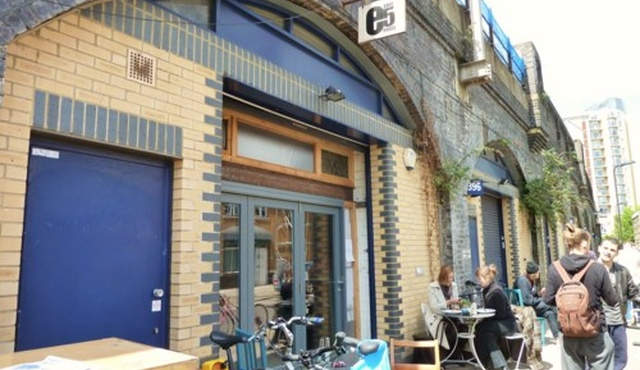 The E5 Bakehouse London 2