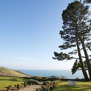 <strong>Talland Bay Hotel, Cornwall</strong>  This fabulously dog-friendly hotel, close to the coastal path and five-minutes away from uncrowded beaches - a blissfully relaxed pace of life.