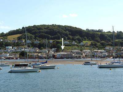 The Dolphins, Devon, Shaldon