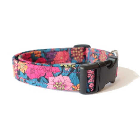 Beatrix Liberty Print Dog Collar