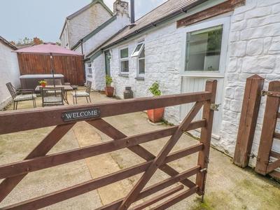 The Barn at Waunlippa, Pembrokeshire, Narberth
