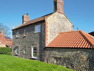 Speedwell Cottage, Norfolk, Trunch