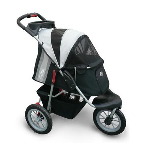 Comfort EFA Buggy - Black/Silver