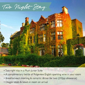 Pennyhill Park Surrey Exclusive Two Night Stay Voucher