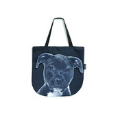 DekumDekum - Yogi the Staffordshire Bull Terrier Dog Bag
