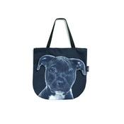 DekumDekum - Yogi the Staffordshire Bull Terrier Dog Bag
