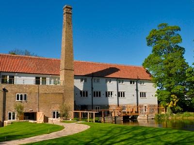 Tuddenham Mill, Suffolk