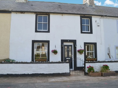 The Hill, Cumbria, Allonby