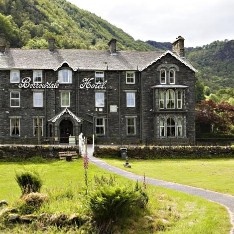 Borrowdale Hotel Exclusive One Night Stay Voucher 2