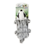Gor Pets - Gor Wild Multi-Squeak Dog Toy - Badger