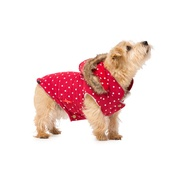 House of Paws - Polka Dot Dog Gilet – Red