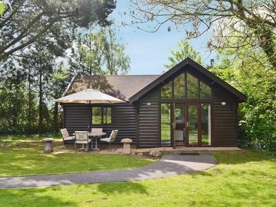 Strawberry Lodge, Somerset, Cheddar