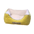 Little Rascals Sweet Dreams Pet Bed – Yellow
