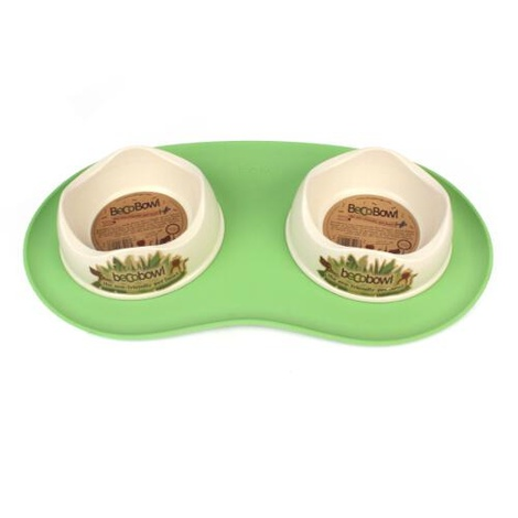 Beco Pet Place Mat – Green 3