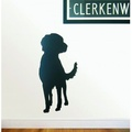 Retriever No.1 Wall Sticker 2