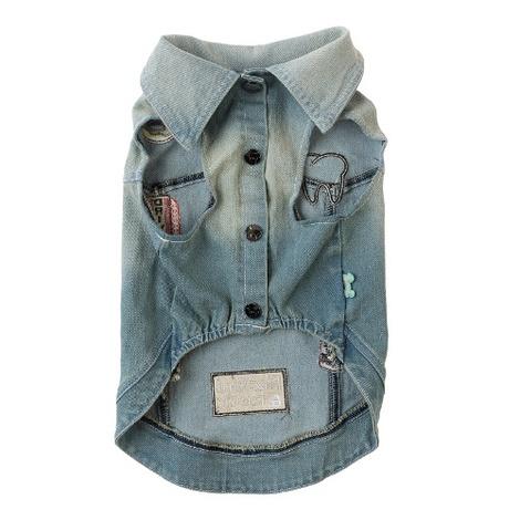 The Rocker Denim Jacket 6