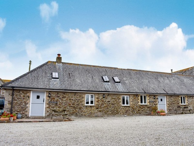 The Long Barn, Cornwall, Philleigh